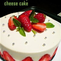 Strawberry cheese cake的做法